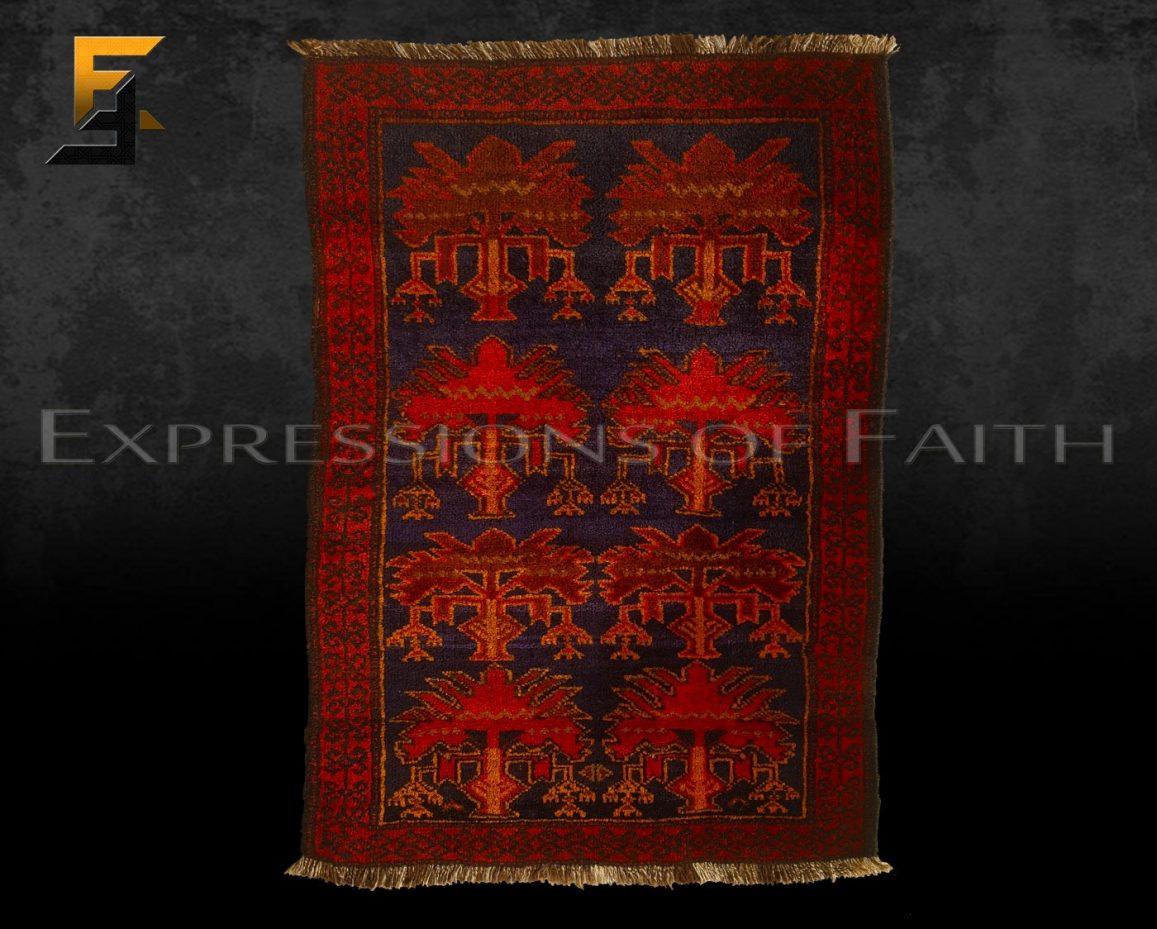 CPM006 Prayer mat 001 - Carpet Shop