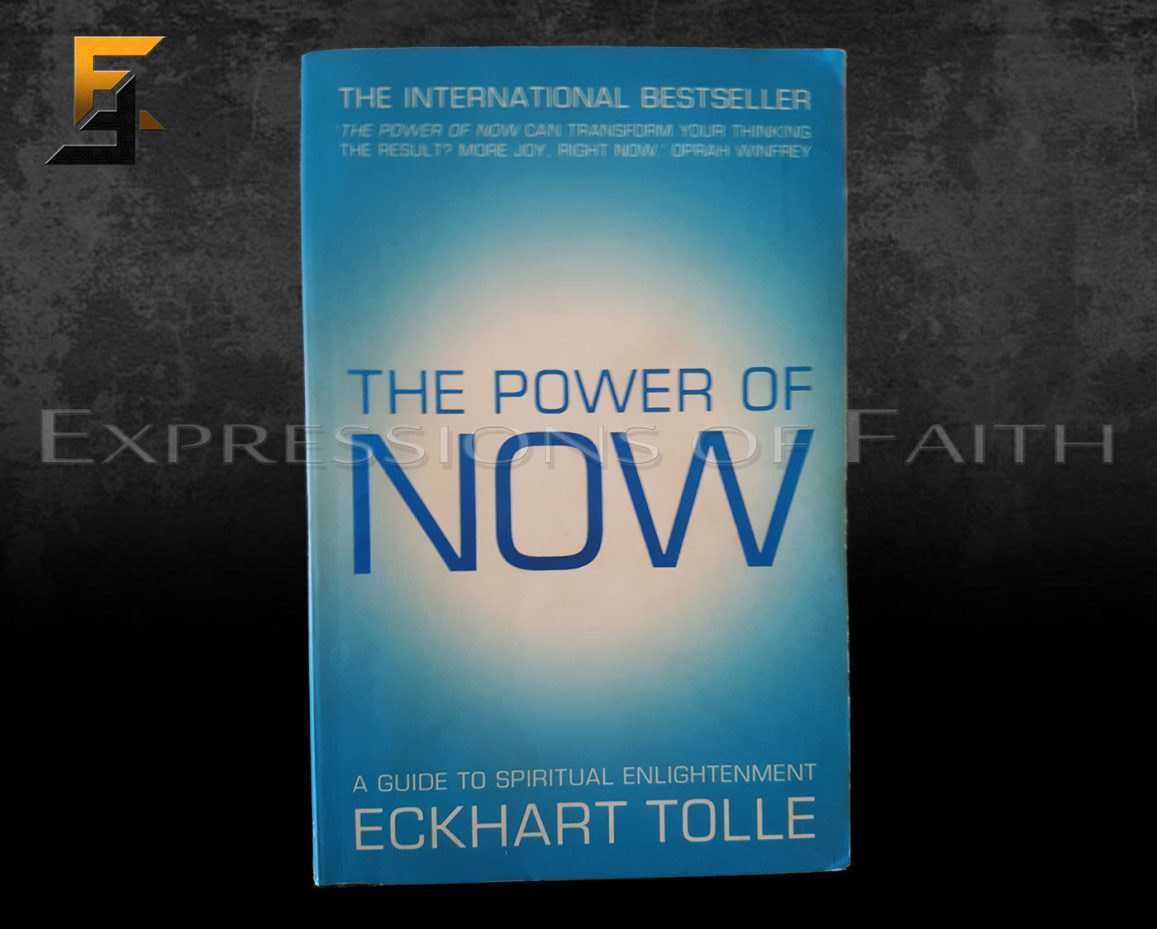 B014 The Power of Now Eckhart Tolle Front - Book Shop