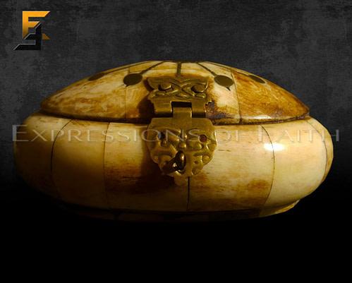 Camel Bone Trinket Box