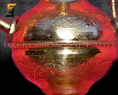 AB003 Jerusalem Pitcher 03 500x401 - Antiques Shop