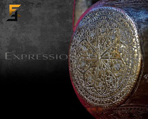 Persian Tinned Copper Ewer