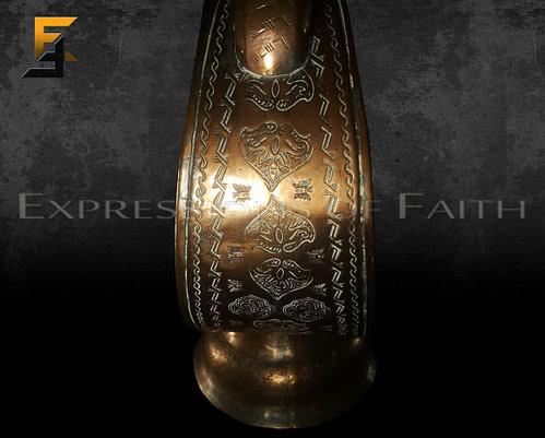 OE002 Ornate Copperr Ewer 002 500x401 - Antiques Shop