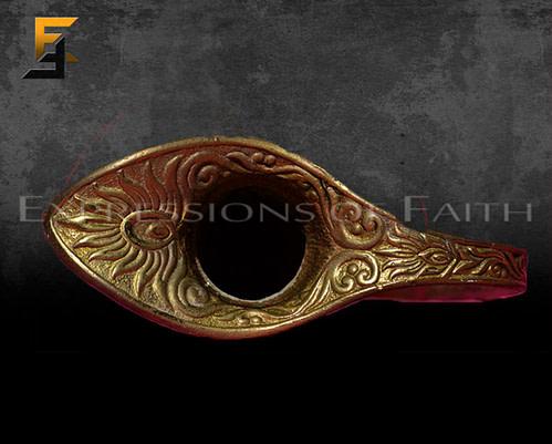 Jerusalem Large Brass Ewer