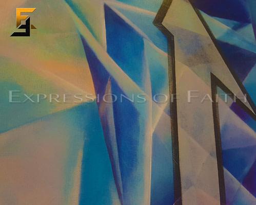 AF043 The One without limit 02 500x401 - Art Shop