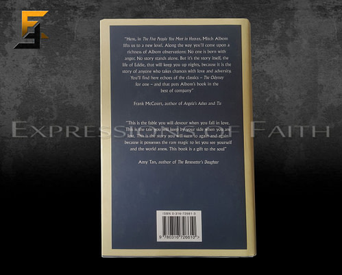 B007 5 People Youll Meet In Heaven Back 1 500x401 - Book Shop