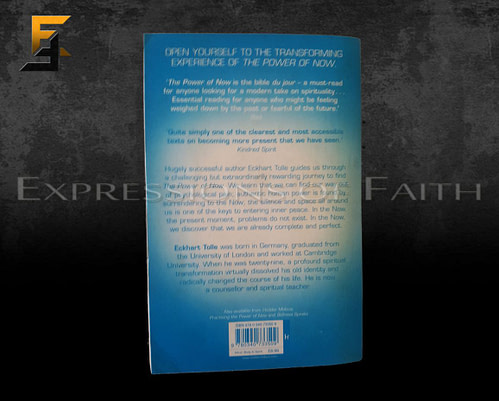 B014 The Power of Now Eckhart Tolle Back 500x401 - Book Shop