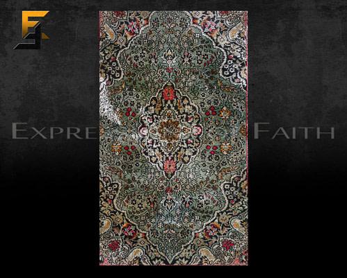 CAR005 Indian Silk Area Rug 002 500x401 - Carpet Shop