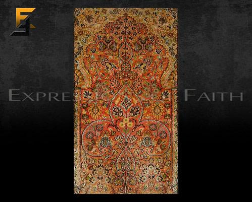 CPM007 Prayer mat 002 500x401 - Carpet Shop