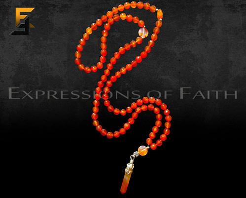 Carnelian Prayer Beads