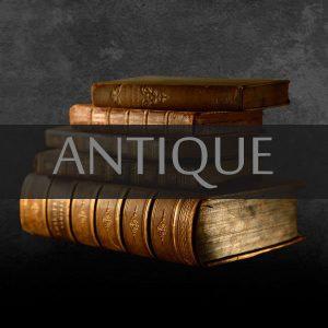 Antique Books - Book Shop