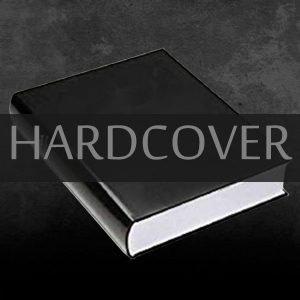Hardcover Book - Book Shop