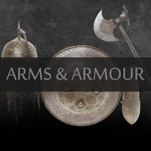 Arms and armour - Antiques Shop