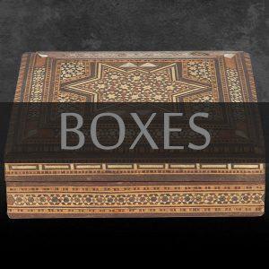 Boxes - Antiques Shop