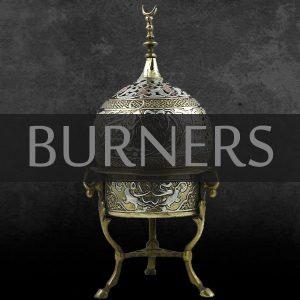 Burners - Antiques Shop