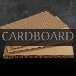 Cardboard - Art Shop