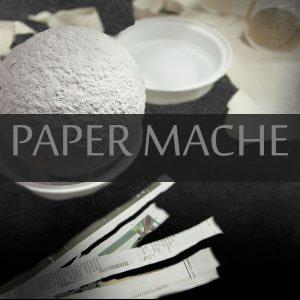 Paper Mache - Art Shop