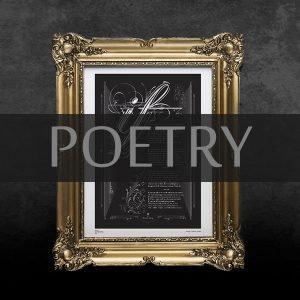 Poetry - Art Shop