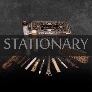 Stationary - Antiques Shop