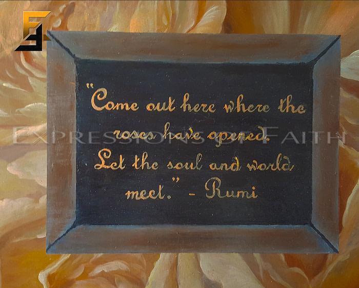 Rumi's Roses