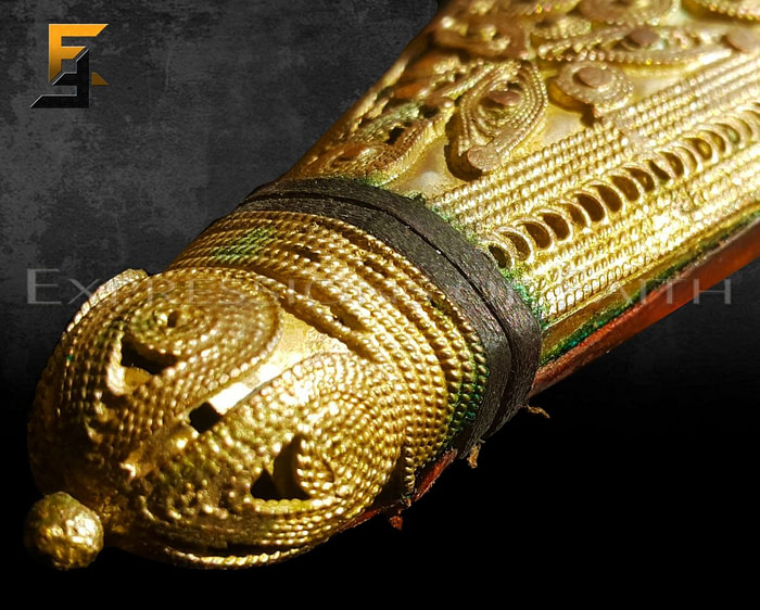 Yemeni Jambiya Dagger