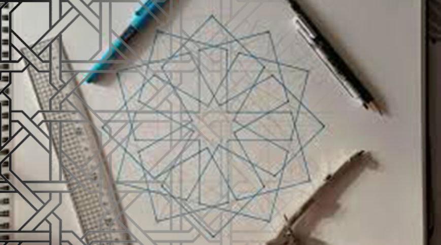 Geometric Pattern - Sacred Geometry