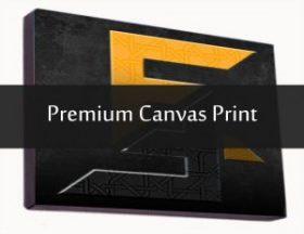 Premium Canvas print