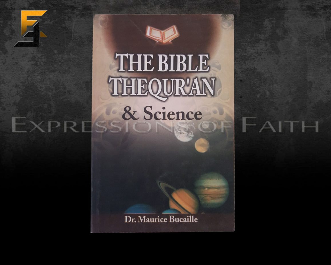 B015 The Bible The Quran and Science Dr Maurice Bucaille Front - Book Shop
