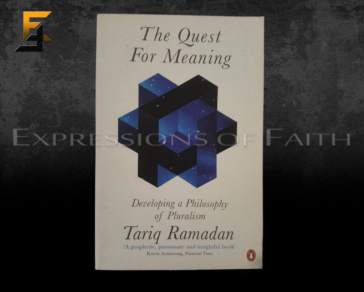 B016 The Quest For Meaning Tariq Ramadan Front - Book Shop