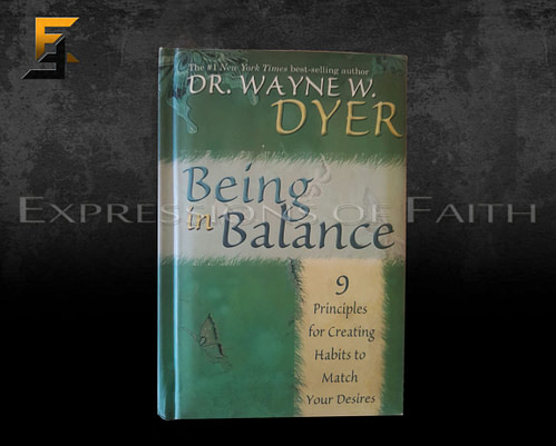 B012 Being in Balance Dr Wayn Dyer Front 500x401 - Book Shop