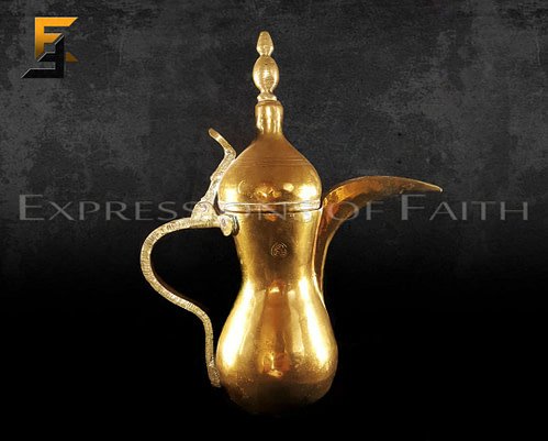AB010 Turkish Small Brass Ewer 01 500x401 - Antiques Shop