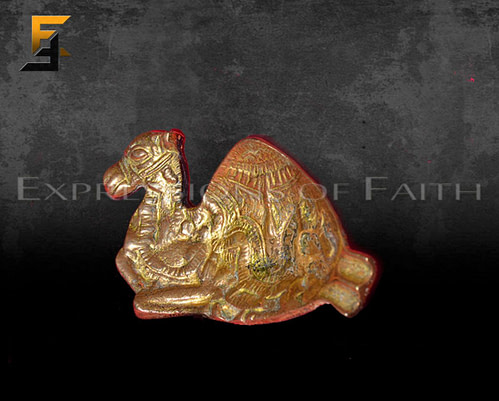 AB002 Arabian Camel Ashtray 02 500x401 - Antiques Shop