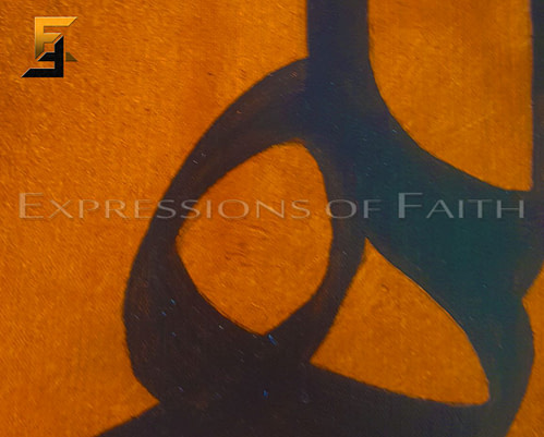 AF040 Light of the Heavens and Earth 02 500x401 - Art Shop