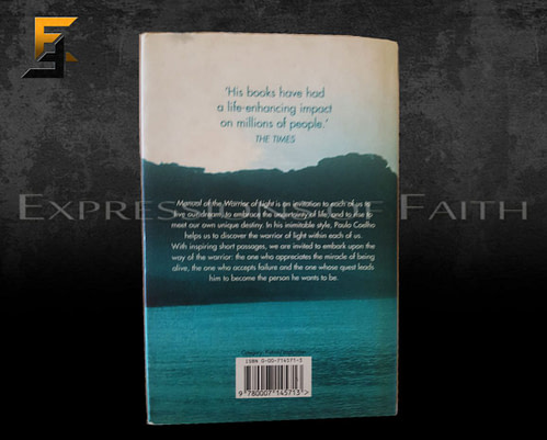 B011 Manual of the Worrior of Light Paulo Coelho Back 500x401 - Book Shop