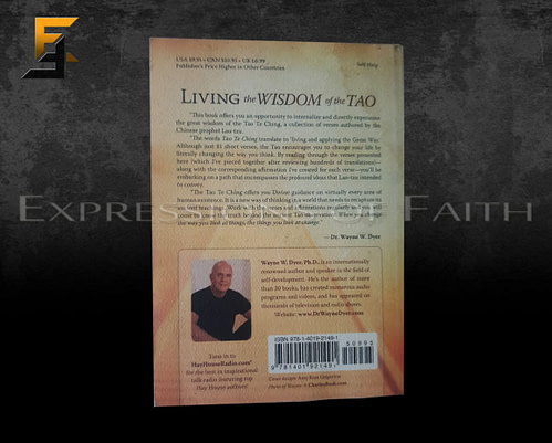 B013 Living the Wisdom of the Tao Dr Wayn Dyer Back 500x401 - Book Shop