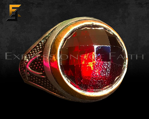 JS010 Red Stone 001 500x401 - Jewellery Shop