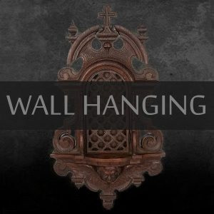 Wall Hanging - Antiques Shop