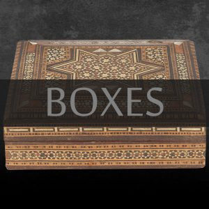 Boxes - Antiques Shop