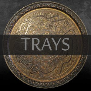 Trays - Antiques Shop