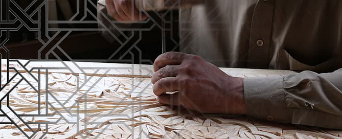 Wood Carving 669x272 - Chiseling beauty