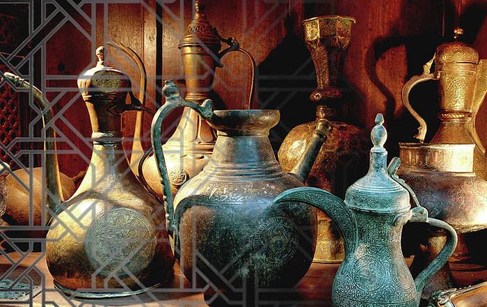 arabic coffee pot dallah tejal pandya 700x441 - Blog