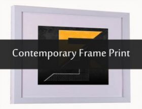 Contemporary Frame